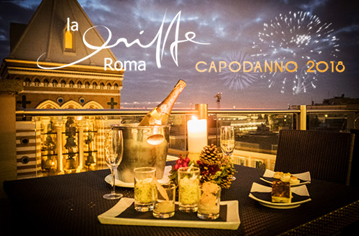 New Year's Eve at La Griffe Hotel